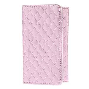 comprar Universal Wallet Style Soft bolsas protectoras para Samsung Galaxy S4/S3/S2 , Púrpula