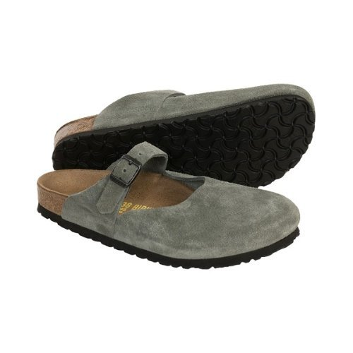 Birkenstock Rosemead Womens Leather Slip On Clogs