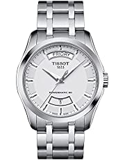 Tissot Casual Watch For Men Analog Stainless Steel - T0354071103101