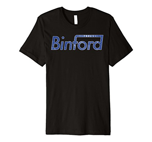 Funny Costumes From Tv Shows (Mens 90's TV Show Binford Tools Halloween Costume Tshirt XL Black)