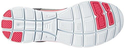 Pink Flex mujer Skechers Zapatillas sintético de nbsp;Spring Gris Appeal Hot Charcoal material Fever 7RdwOS