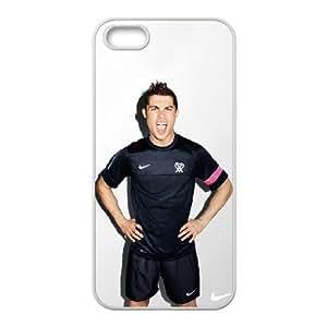iPhone 4 4s Cell Phone Case White Cristiano Ronaldo Asti