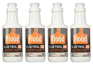 Flood/PPG NCVBHDGH FLD6-04 Floetrol Additive 4 Pack
