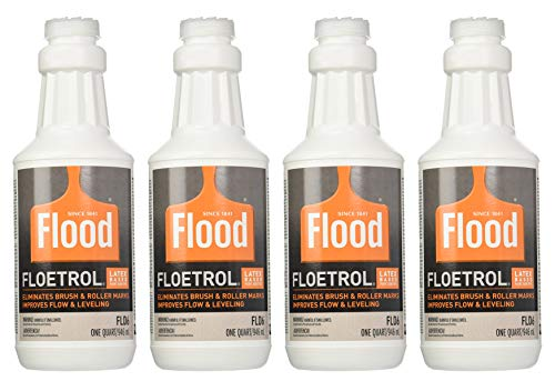 Flood/PPG NCVBHDGH FLD6-04 Floetrol Additive 4 Pack -  745839839468