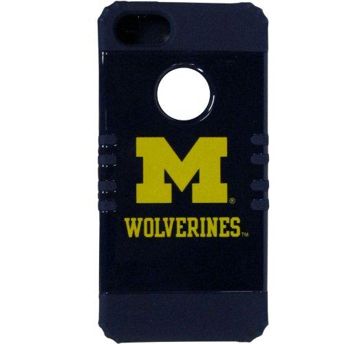 NCAA Michigan Wolverines Rocker Case iPhone 5