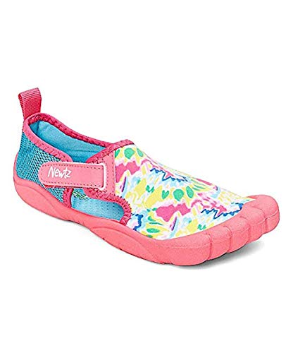 Toddler Girls Size Medium 7//8 Tie Dyed Shoes Slip On