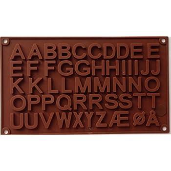 Amazon.com: Large alphabet letters reusable plastic mold