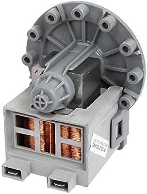 AC 220-240V bomba de desagüe Motor para lavadora lavavajillas para ...
