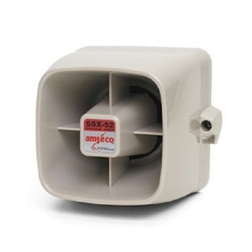 Potter Electric Signal SSX52 Indr/Outdr 15W Siren - Beige ()