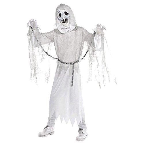 Creepy Spirit Halloween Costume   Medium, 2 Sets