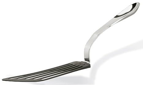 Amazon.com: All-Clad k04014 Slotted flexible espátula ...