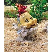 Giuseppe Armani-Disney Showcase-Little Mermaid Figurine Flounder and Sebastian 918-C
