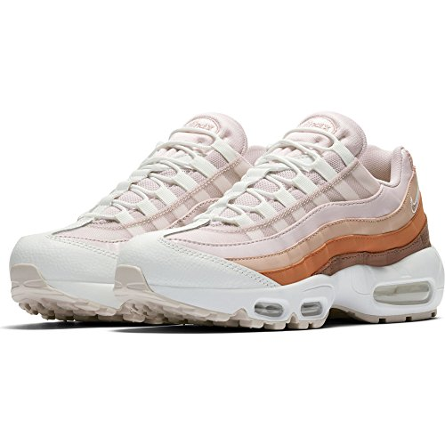 Nike 307960 Barely Shoe Donna coral Wmns 604 Rose 604 95 Max Scarpe vintage Stardust Coral Air rpUqwr0