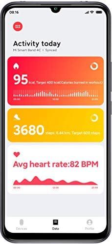 Xiaomi Mi Smart Band 4C (Versión Global) 7