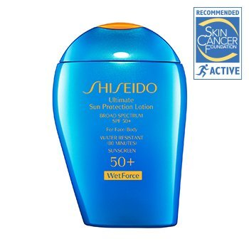Shiseido Ultimate Sun Protection Lotion Broad Spectrum SPF 50 For Face/Body