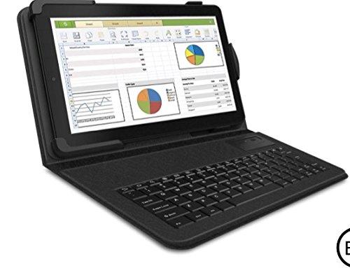 RCA Tablet Keyboard Folio Screen