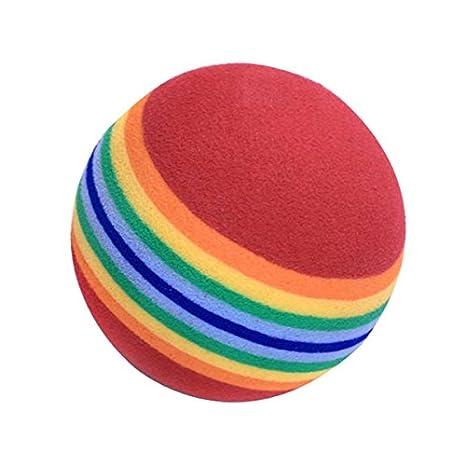 WINOMO Juego de pelota de Golf de esponja para Golf, pelotas de ...