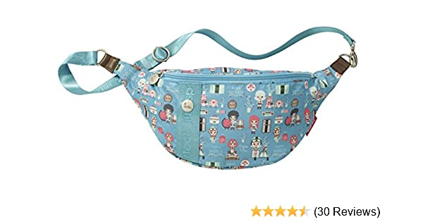 T/ürkis 34 cm Turquoise Travelite LilLedy Messenger Bag 4 liters
