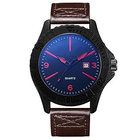 Rcool Relojes suizos relojes de lujo Relojes de pulsera Relojes para mujer Relojes para hombre Relojes deportivos,Muñequera analógica deportiva, ...