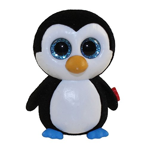 c6d5f31a020 TY Beanie Boos - Mini Boo Figure - WADDLES the Penguin (2 inch)