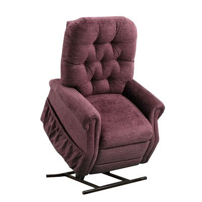 25 Series Wide Two-Way Reclining Lift Chair Moveable Infrared Heat: No, Vibration and Heat: None, Upholstery: Encounter - (Series Wide Lift Chair)