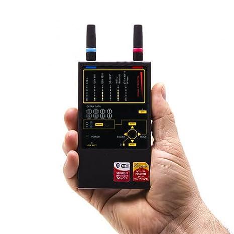 Detector de frecuencia: GSM 2 G 3 G 4 G LTE, WiFi, Bluetooth, wi-max, DECT: Amazon.es: Bricolaje y herramientas