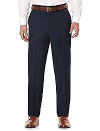 Active Flex Tailored Fit Stretch Flat Front Men's Dress Pants