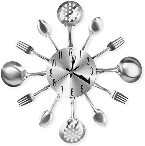 Cigera Kitchen Cutlery Spoons Sliver
