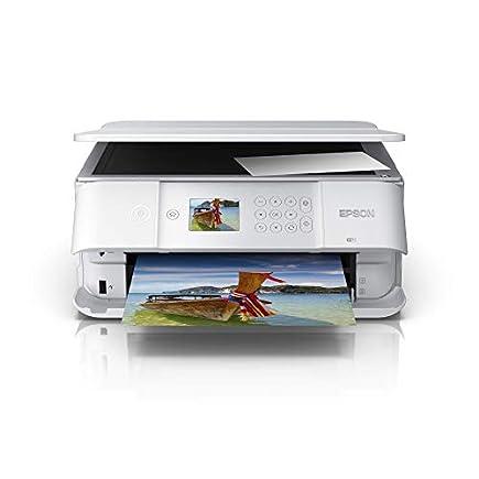 Epson Expression Premium XP-6105 Print/Scan/Copy Wi-Fi Printer, White, Amazon Dash Replenishment Ready
