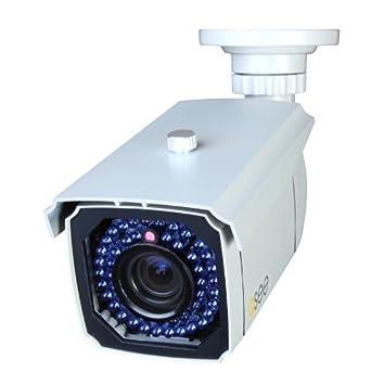 Q-See QD6501B Exterior Bala Gris 1020 x 508Pixeles - Cámara de vigilancia (Exterior
