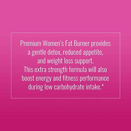 Nobi Nutrition Premium Vegan Fat Burner for Women - Weight Loss Supplement, Appetite Suppressant and Metabolism Booster - Thermogenic Diet Pills for Women - 60 Capsules 8