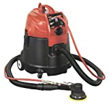 Sealey DFS55A Combination Dust Free Wet/ Dry Vacuum System Air/ Electric with MAT150AS, 28 Liter