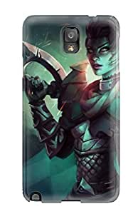 For Galaxy Note 3 Premium Tpu Case Cover Phantom Assassin Protective Case