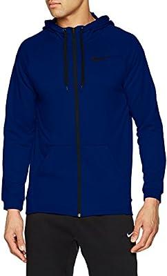 Nike M Nk Dry FZ Fleece - Sudadera con Capucha Hombre