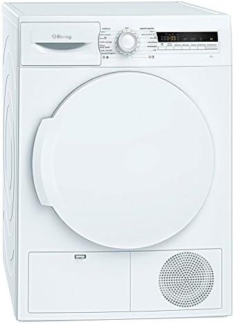 Balay 3SC885B - Secadora De Condensación 3Sc885B Con Capacidad De ...