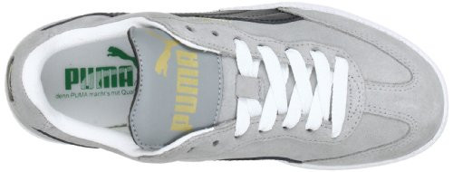 71 white grau limestone Gray black Puma Sneaker Suede Liga Grigio Taglia zXf7vnq