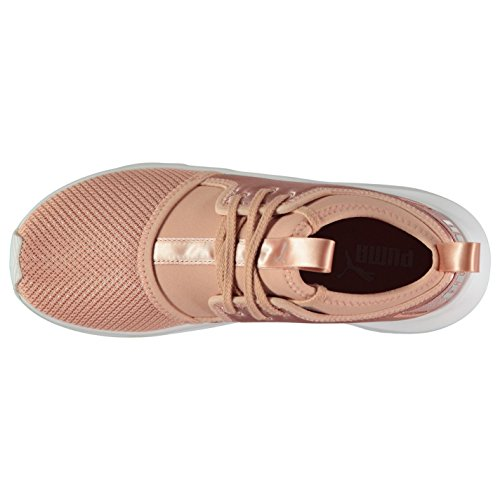 Run Beige Shoes Ginnastica Satin Phenom Colore Scarpe Puma Donna Jogging Official Corsa Da vUzqq