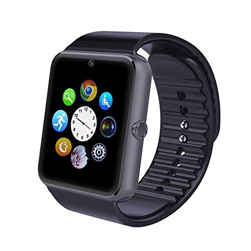 Amazon.com: Smart Watch OverState Bluetooth Touch Screen ...