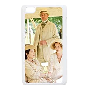 FLYBAI Downton Abbey Phone Case For Ipod Touch 4 [Pattern-6]