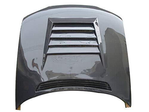 (FidgetKute Front D.max Hood Bonnet Protector for Nissan Skyline R32 GTR Carbon Fiber )