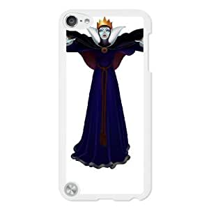 The best gift for Halloween and Christmas iPod 5 Case White Freak badass The Evil Queen by disney villains VIK9169328