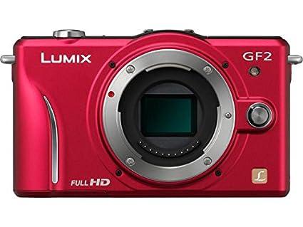 amazon com panasonic lumix dmc gf2 12 mp micro four thirds rh amazon com Lumix Camera with Mirror lumix gf2 instruction manual