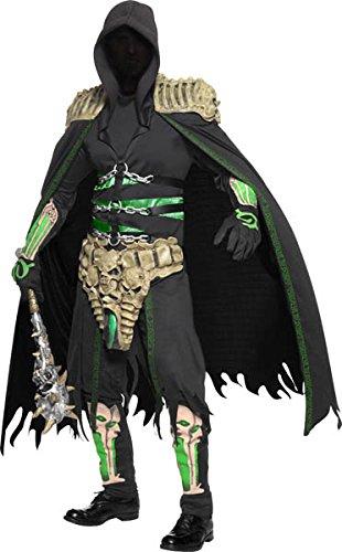 70's Soul Costumes (Smiffys Men's Soul Reaper Costume)