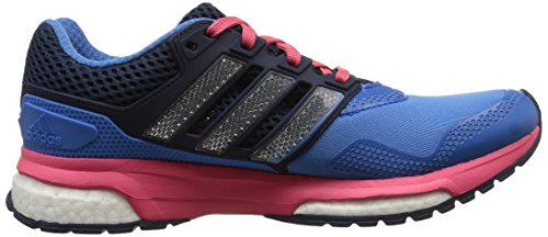Femme Techfit Boost Blue F15 super Running Chaussures super Pink Navy Adidas F15 2 Response De Bleu collegiate v0f5nxF