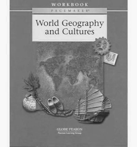 PACEMAKER WORLD GEOGRAPHY AND CULTURES 2ND EDITION WORKBOOK 2002C (Fearon World Geography)
