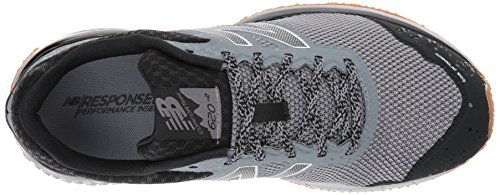 New Balance Mt620, Scarpe da Trail Running Uomo Gunmetal/Black