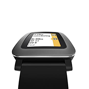 Pebble Time Smartwatch - Black 4