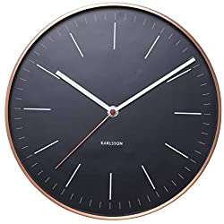 Karlsson Modern Wall Clocks Ka5507Bk