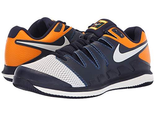 [NIKE(ナイキ)] メンズランニングシューズ?スニーカー?靴 Air Zoom Vapor X Blackened Blue/Phantom/Orange Peel 6 (24cm) D - Medium