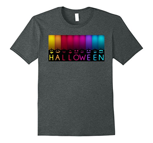 Witty Costumes Ideas (Mens Rainbow LGBT Haloween Popular Halloween Costume Idea XL Dark Heather)